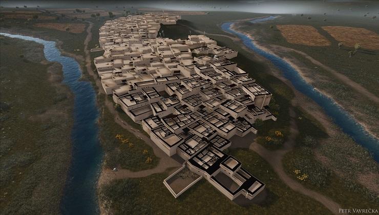 Double Hill Çatalhöyük - ARCHEOLOGICKÝ ÚSTAV AV ČR